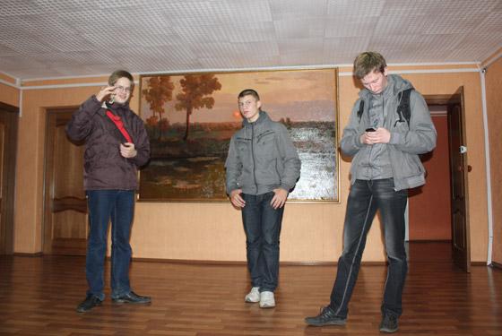 Гостиница УВД г.Рыбинск